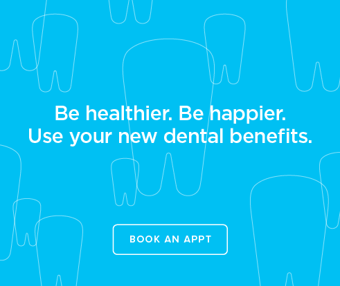 Be Heathier, Be Happier. Use your new dental benefits. - Tucson Spectrum Dentistry